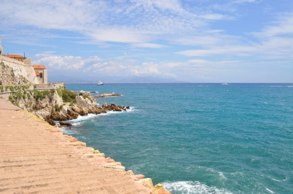 France- Antibes- Water Walk 1