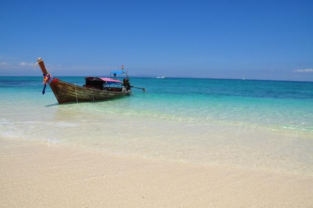 Thailand- Phuket- Bamboo Island- Boat 1