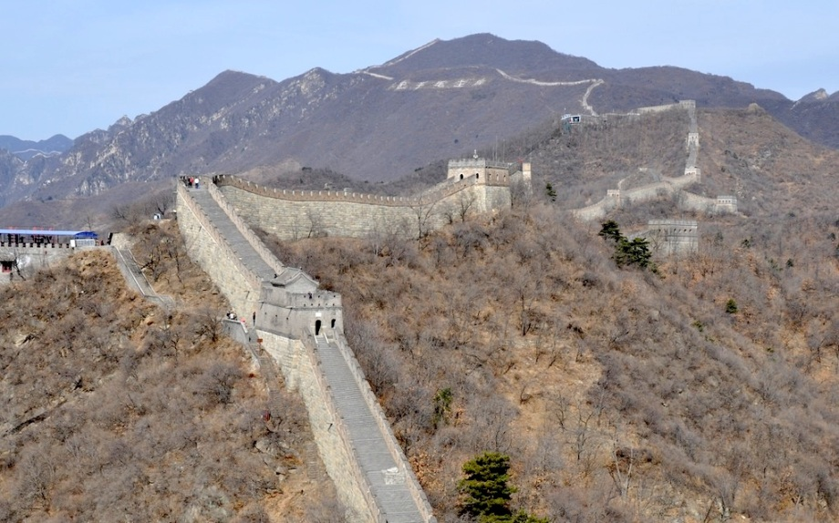 China- Beijing- Great Wall 1