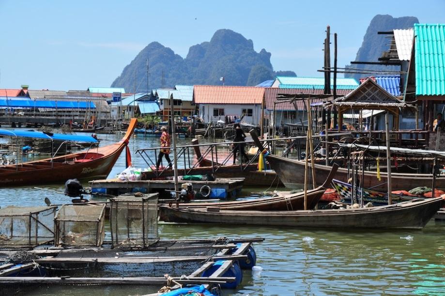Thailand- Phuket- Phang Nga- Ko Panyi- Coast 1