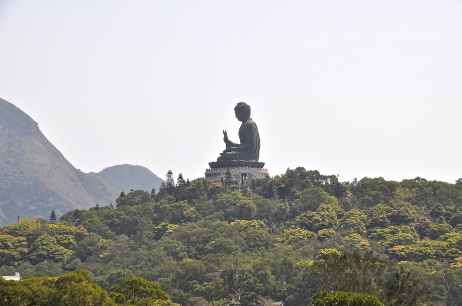 Hong Kong- Lantau- Big Buddha 1