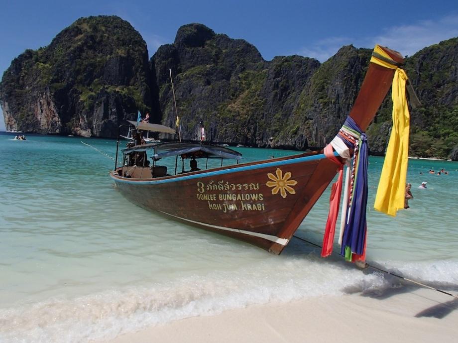 Thailand- Phi Phi Islands- Phi Phi Ley- Maya Bay 1