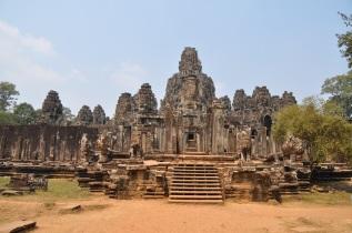 Cambodia- Siem Reap- Angkor Wat- Angkor Thom 1