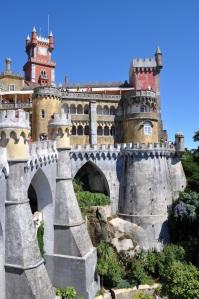 Portugal- Sintra- Pena Palace 1