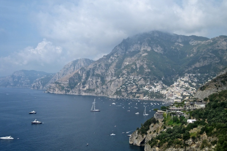 Italy- Amalfi Coast- View 1