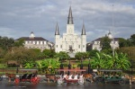Louisiana- New Orleans- Jackson Square 1