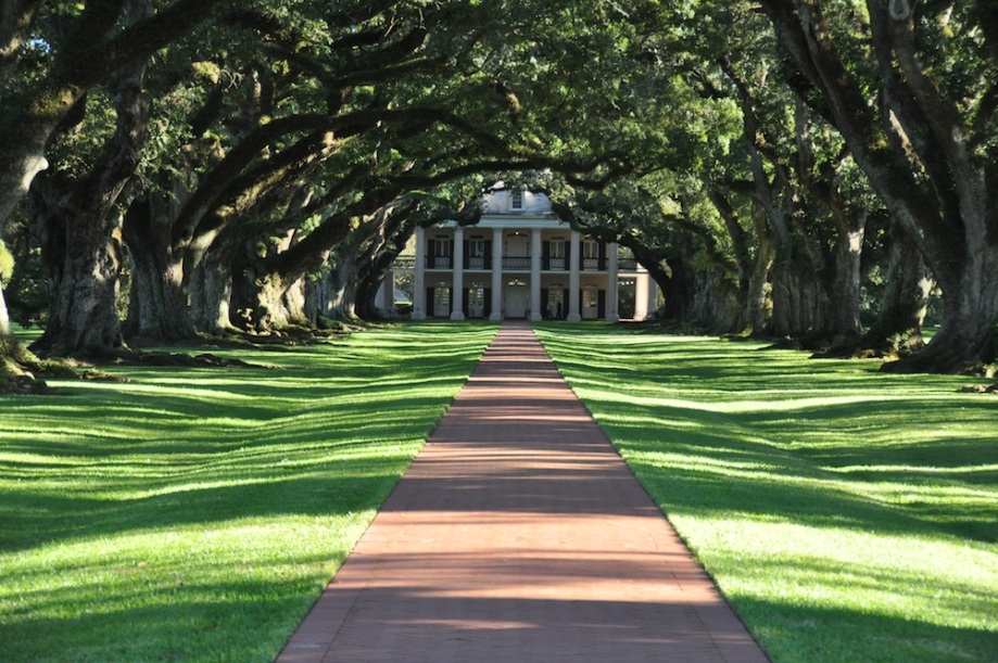 Louisiana- New Orleans- Oak Alley Plantation 1