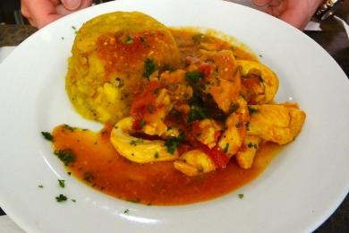 Puerto Rico - San Juan - Food Trifongo