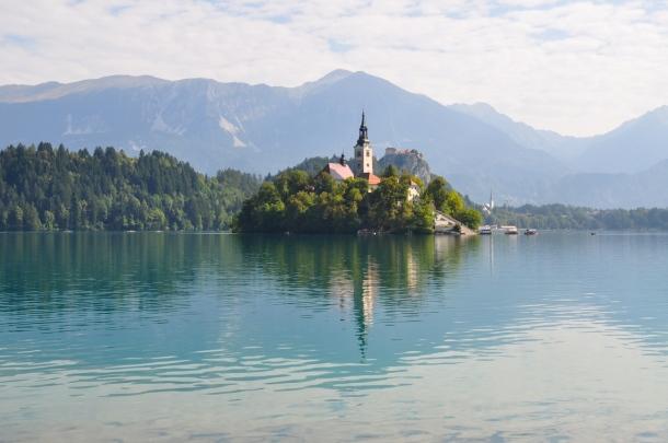Slovenia- Lake Bled- Island Center 1