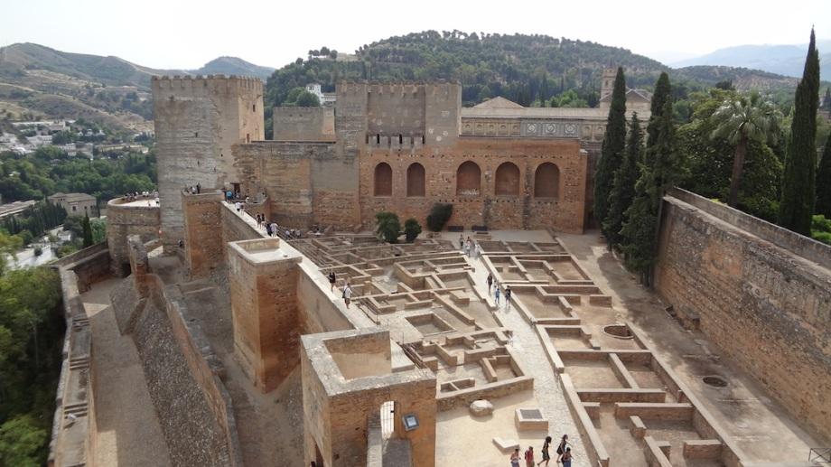 Spain - Granada - Alhambra Pic 1