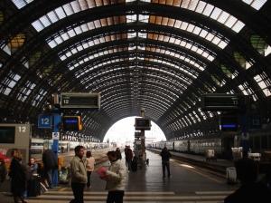 Italy - Milan - Train Station 1