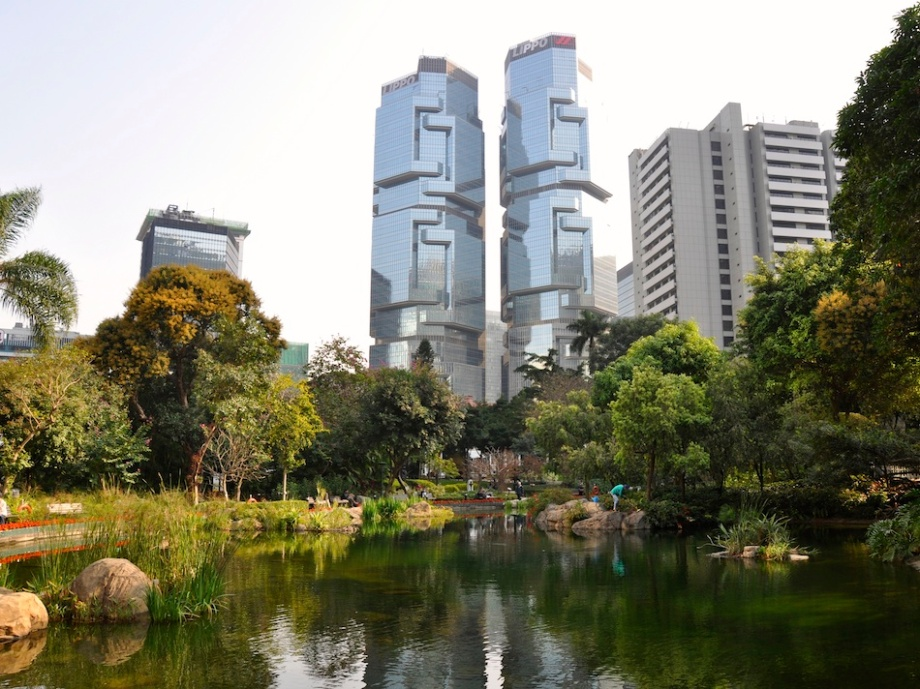 Hong Kong - Kowloon Park 1