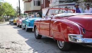 Cuba - Havana - Classic Cars Back