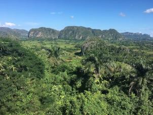 Cuba - Vinales Valley Overlook
