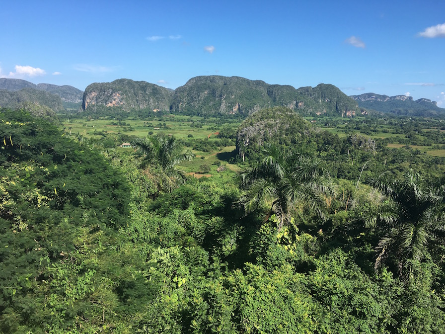 Cuba - Vinales Valley Overlook