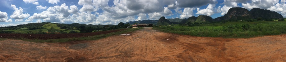 Cuba - Vinales Valley - Panoramic