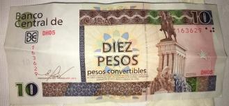 Cuba - CUC