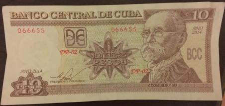Cuba - CUP